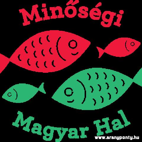 Minőség Magyar Hal - logo